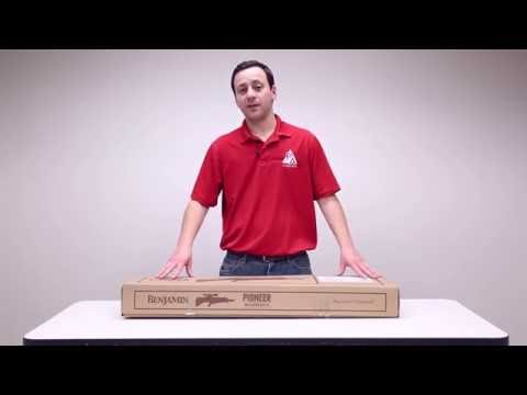 Video: Benjamin Pioneer Airbow Unboxing   Pyramyd Air
