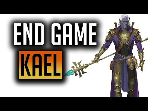 RAID | End Game Kael Build!