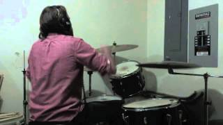 I Appear Missing - Queens of the Stone Age Drum Cover