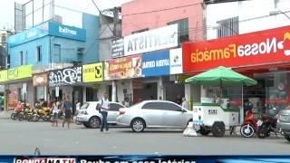 Casa Lotérica Assaltada em São Mateus