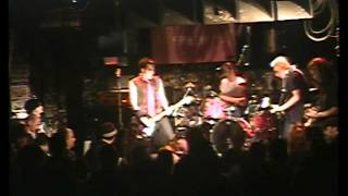 "The CYCLONES: ""I Need Lunch"" Live at CBGB"
