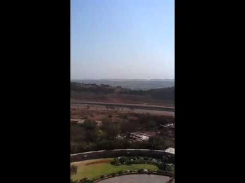 Voortrekker (on top of the 40m monument)
