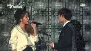 "[SPECIAL STAGE] SISTAR Soyu feat. INFINITE Sunggyu, BTOB Sungjae & Junggigo - ""SOME"""