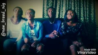 You Waited - Travis Greene        (Cover By De New Breed)
