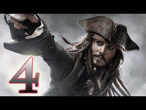 Pirates of the Caribbean: At World's End (PS3, X360) Game Part 4