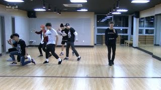 BTS (방탄소년단) - I NEED U Dance Practice Ver. (Mirrored)