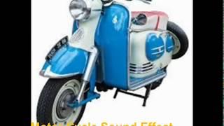 Motor Cycle Sound Effect - Efek Suara Motor
