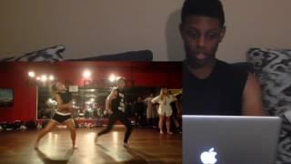 JADE CHYNOWETH & Josh Killacky Killing Janelle Ginestra's Choreography Reaction