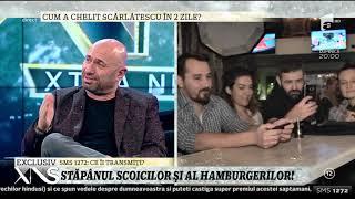 Cum a slăbit chef Cătălin Scărlătescu 54 de kilograme
