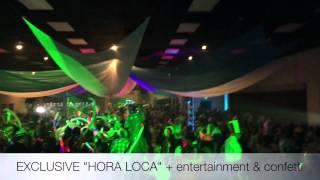 Jessica's sweet 16 + LA HORA LOCA with DJ IGUANA PRODUCTIONS