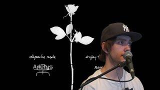 Depeche Mode Enjoy The Silence Remix cover