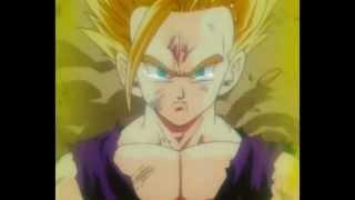 Dragon Ball Z AMV - Nightwish - End of all hope