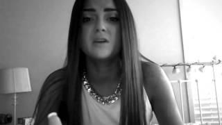 Unconditionally - Katy Perry (Cover by Dzena Sarajlic)