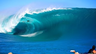 BIG WAVE SURFING COMPILATION 2017 ** WIPEOUTS **