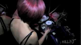 Holly-J | Bass Bitch [Official Music Video]