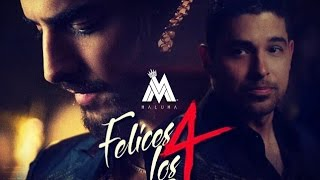 Maluma - Felices Los 4 (Audio Oficial).