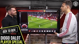 Box to Box Special | Diogo Dalot  & Statman Dave | Manchester United | Tactics & Analysis