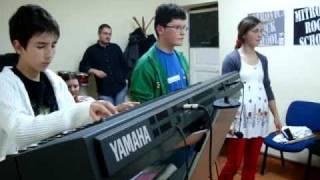 Cocaine -- band practice