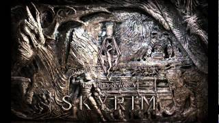 Skyrim dragon battle music 2