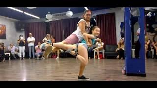 abc Kizomba ! Ken Golitin / Ken uFeelIt (Secret Team) & Dinara Salykova
