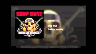Shop Boyz - Flexin' (lyrics)