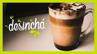 Chocolate Quente com Desinchá | Receitas Fitness