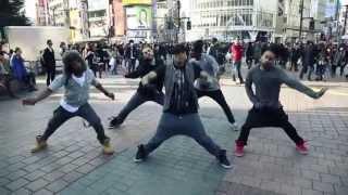 Jiggy - Push Back by Elephant Man (Version HeyCrew in Tokyo)