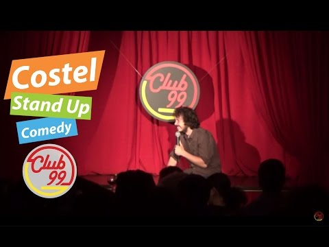 Heckleri (sau vorbitorii de-an pulea) - Costel | Stand-up Comedy