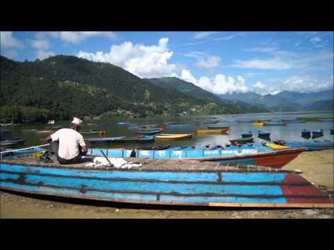Lake Phewa, Pokhara Nepal