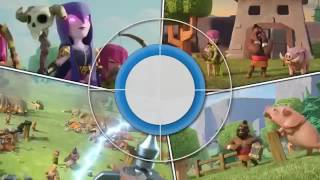Free intro clash of clans  # 1 no text