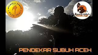 Ustadz singo wali songo memotivasi  pendekar subuh ( Banda Aceh )!n88v8