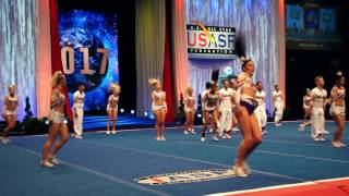 Cheer & Dance Worlds 2017 - Medium Highlights from Day 1