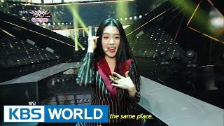 Red Velvet (레드벨벳) - Be Natural [Music Bank HOT Stage / 2014.10.31]