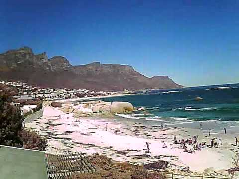 Timelapse Video – Glen Beach & Camps Bay – 01/05/2011