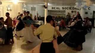 Dança Gaúcha - Vanerão