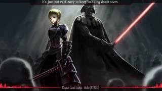 Nightcore - Hello From The Dark Side