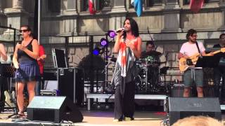 Conchita Wurst - You Are Unstoppable live at Antwerp Pride