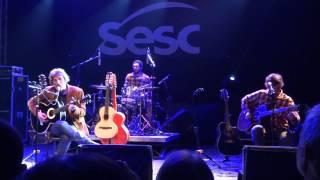 """Lobão - """"Por Tudo Que For""""(17/05) - Ao Vivo SESC Osasco em São Paulo."""