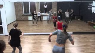 Just dance - afro house dance