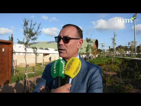 Video : Complexe Mohammed VI de football, voyage dans l'antre des Lions de l'Atlas