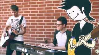 Tiffany, Alex, & Luke - We Are Young _ Lyrics