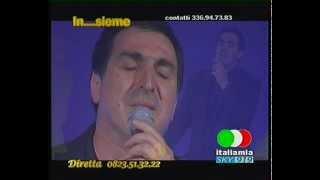 Franco Calone  L' Ave Maria di Schubert -  live a Italia Mia -  by Melania Tagli hd