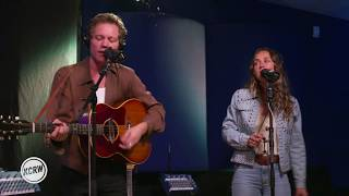 """Korey Dane performing """"Lovesick In A Hotel Wildfire"""" Live on KCRW"""