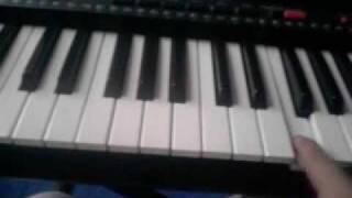le dernier des mohican piano