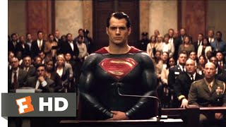 Batman v Superman: Dawn of Justice (2016) - Superman on Trial Scene (3/10)   Movieclips