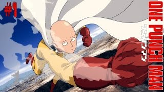 انطباع و مراجعة One Punch Man #انطباع_اولي
