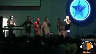 Cartel de Santa en Radial Live - La Kinta Reta - 06