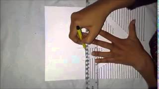 How To Draw 3D Hand