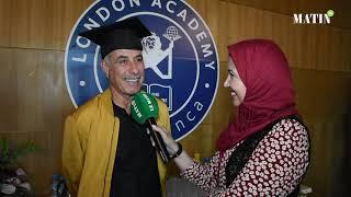 Abdelkader Secteur à la London Academy Casablanca