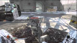 Camping Fail - CoD Black Ops Live Capture